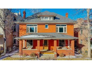 Photo one of 1245 N Emerson St Denver CO 80218 | MLS 9477845