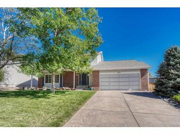 Photo one of 621 Mountain Chickadee Rd Highlands Ranch CO 80126 | MLS 9509571