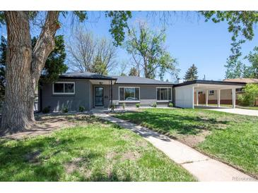 Photo one of 406 S Marshall St Lakewood CO 80226   MLS 9511751