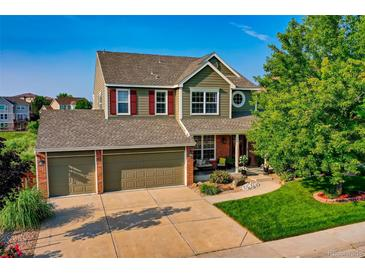 Photo one of 836 Countrybriar Ln Highlands Ranch CO 80129   MLS 9546160