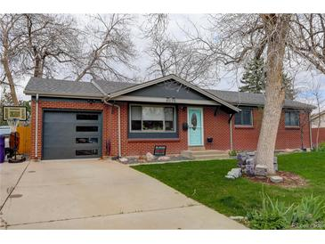 Photo one of 4075 W Monmouth Ave Denver CO 80123   MLS 9574080