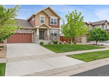 Photo one of 25501 E 2Nd Pl Aurora CO 80018 | MLS 9635066