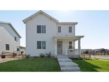 Photo one of 9902 Reunion Pkwy Commerce City CO 80022   MLS 9740520