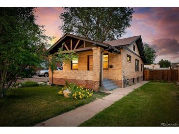 Photo one of 2840 Albion St Denver CO 80207 | MLS 9743384