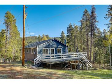 Photo one of 32654 Donna Dr Conifer CO 80433   MLS 9759729