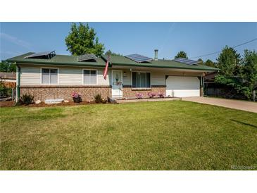 Photo one of 6583 Simms St Arvada CO 80004 | MLS 9786153