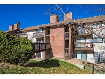 Photo one of 14652 E 2Nd Ave # 108D Aurora CO 80011 | MLS 9824900
