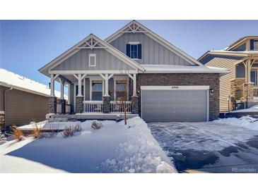 Photo one of 16906 W 85Th Ln Arvada CO 80007 | MLS 9839574