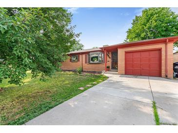 Photo one of 5560 E Jewell Ave Denver CO 80222   MLS 9869610