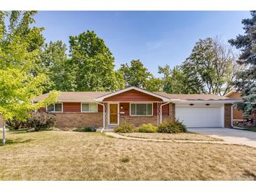 Photo one of 1568 S Brentwood St Lakewood CO 80232   MLS 9881354