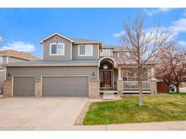 Photo one of 4518 Swansboro Ct Highlands Ranch CO 80126 | MLS 9899779