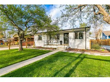 Photo one of 3220 Balsam St Wheat Ridge CO 80033 | MLS 9911944