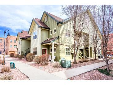Photo one of 5464 Zephyr St # 203 Arvada CO 80002 | MLS 9918300