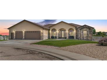 Photo one of 104 Corvette Ct Fort Lupton CO 80621 | MLS 9931500