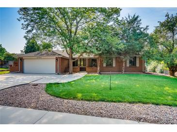 Photo one of 6202 S Ames Ct Littleton CO 80123   MLS 9940247