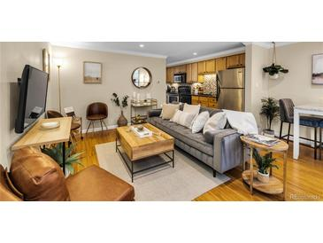 Photo one of 36 N Emerson St # 203 Denver CO 80218 | MLS 9953156