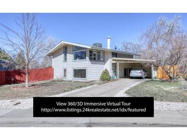 Photo one of 1340 S Jasmine Way Denver CO 80224 | MLS 9992291