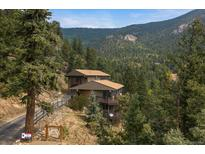 View 150 Grouse Way Evergreen CO