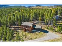 View 100 Apache Rd Evergreen CO
