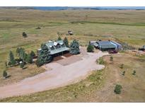 View 7702 E Greenland Rd Franktown CO