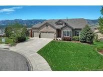 View 15810 Bridle Ridge Dr Monument CO