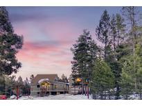 View 12090 S Ridge Rd Conifer CO