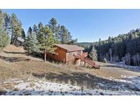View 11943 Geronimo Trl Conifer CO