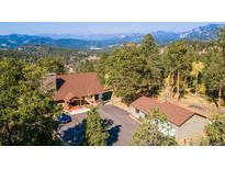 View 13533 S Wamblee Valley Rd Conifer CO