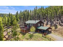 View 2041 Little Bear Creek Rd Idaho Springs CO