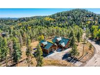 View 6842 S Deer Path Evergreen CO