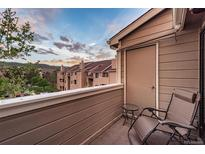 View 7474 S Alkire St # 301 Littleton CO
