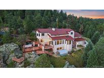 View 7519 S Frog Hollow Ln Evergreen CO