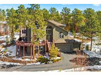 View 1376 Gold Mine Ln Evergreen CO