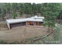 View 23141 Black Bear Trl Conifer CO