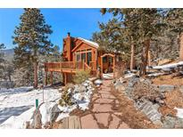 View 7324 Blue Spruce Ln Evergreen CO