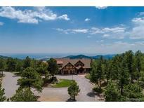 View 7775 Spirit Ranch Rd Golden CO