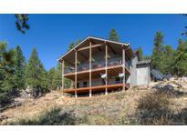 View 121 Viking Trl Idaho Springs CO