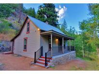 View 6184 Colorado 103 Idaho Springs CO