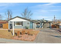 View 6020 Flower St Arvada CO