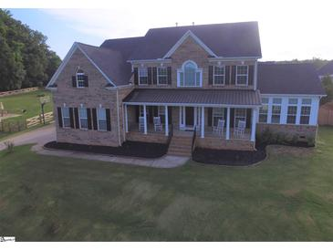 Photo one of 129 Scotts Bluff Drive Simpsonville  29681 | MLS 1446425
