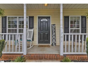 Photo one of 701 Cotton Branch Drive Boiling Springs  29316 | MLS 1449502