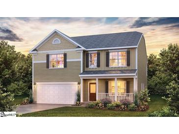 Photo one of 194 Light Spring Road Easley  29642   MLS 1456286