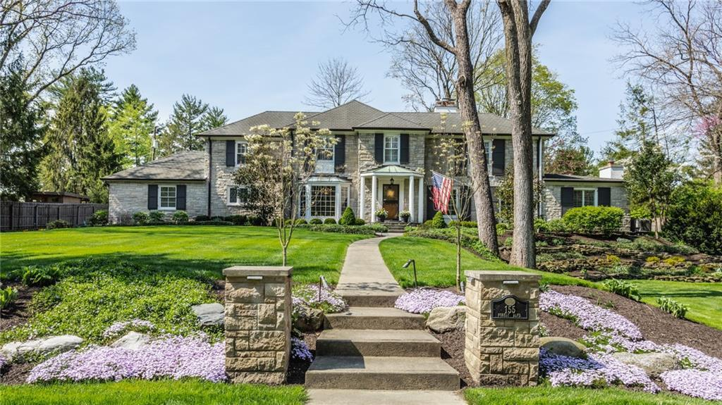 Photo one of 155 Forest Blvd Indianapolis IN 46240   MLS 21781408
