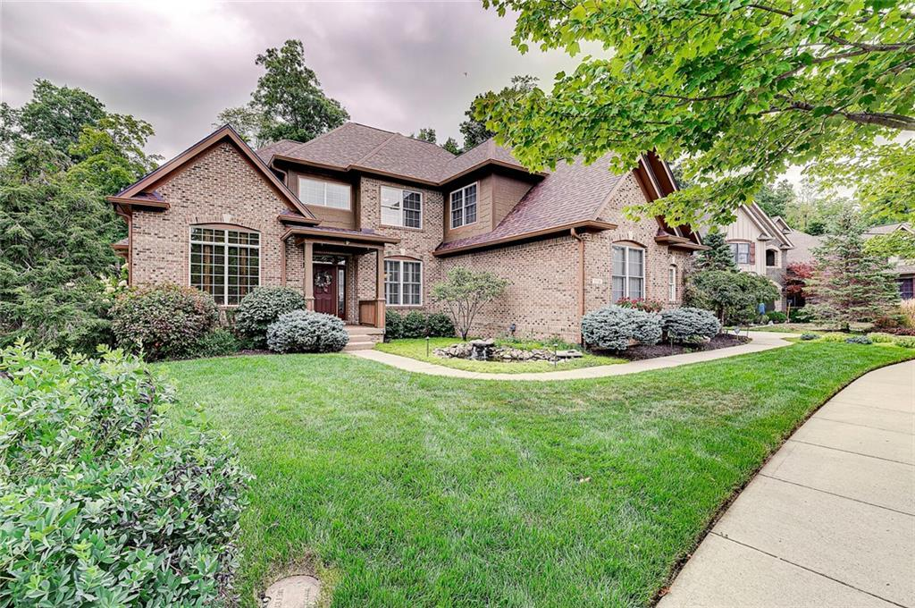 Photo one of 7736 Spring Ridge Dr Indianapolis IN 46278   MLS 21806360