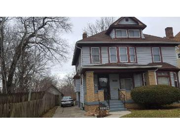 Photo one of 2226 N Capitol Ave Indianapolis IN 46208 | MLS 21540972