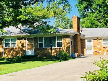 Photo one of 4033 N Drexel Ave Indianapolis IN 46226 | MLS 21646625