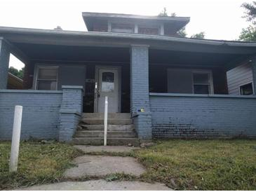 Photo one of 1835 N Rural St Indianapolis IN 46218 | MLS 21656360