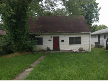 Photo one of 3120 N Olney St Indianapolis IN 46218 | MLS 21663230