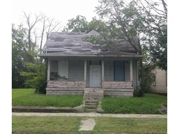 Photo one of 2635 Station St Indianapolis IN 46218 | MLS 21678693