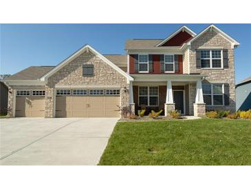 Photo one of 15365 Eastpark Cir Fishers IN 46037 | MLS 21678768